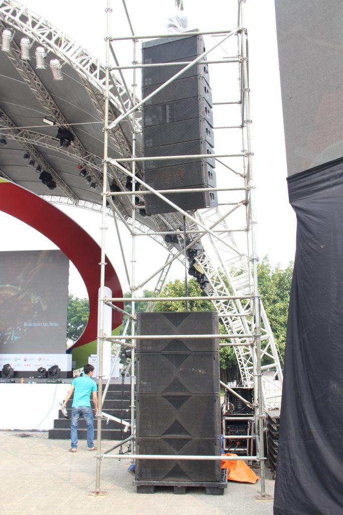 Âm thanh chuyên nghiệp tại Nguyễn An /sự kiện Nguyễn An
