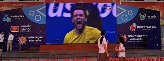 Cho thuê màn hình led tại Nghệ An thi công nhanh nhất /công ty sự kiện Nguyễn An