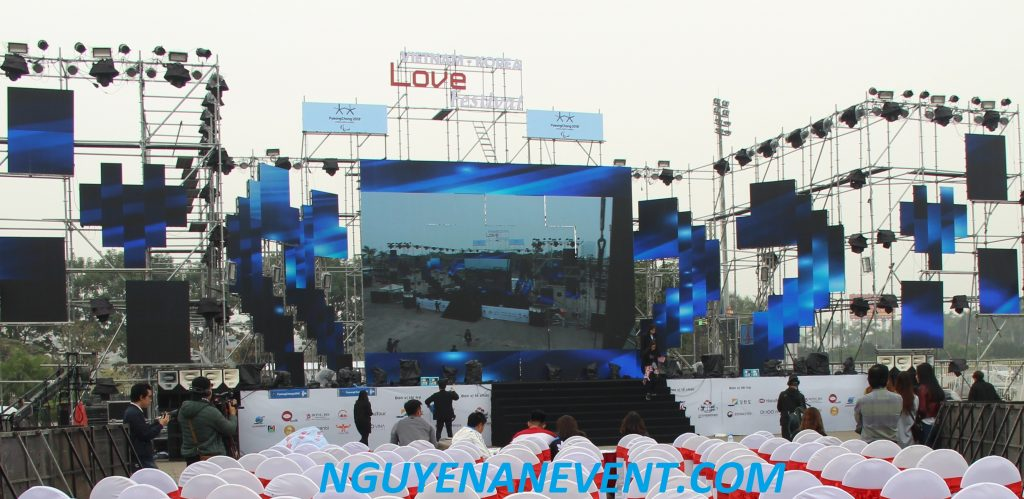 Công ty sự kiện Nguyễn An cho thuê màn hình led tại SaPa -Lào Cai 0976240826.