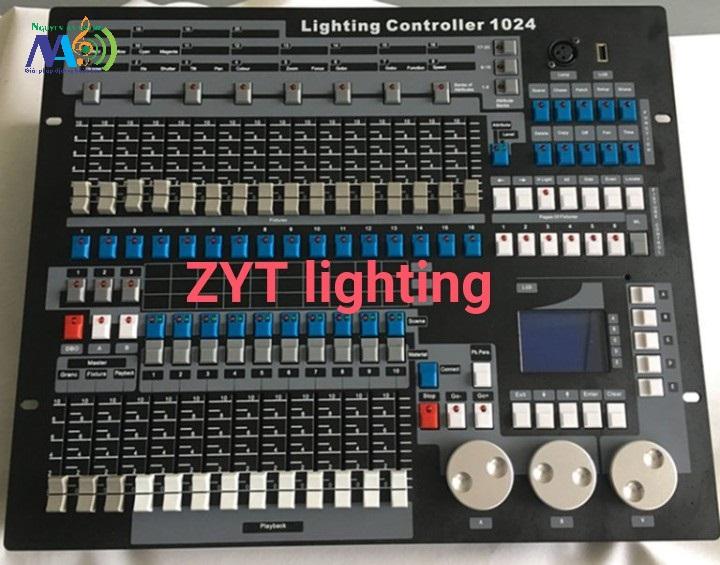 Bàn điều khiển ánh sáng 1024/0976240826