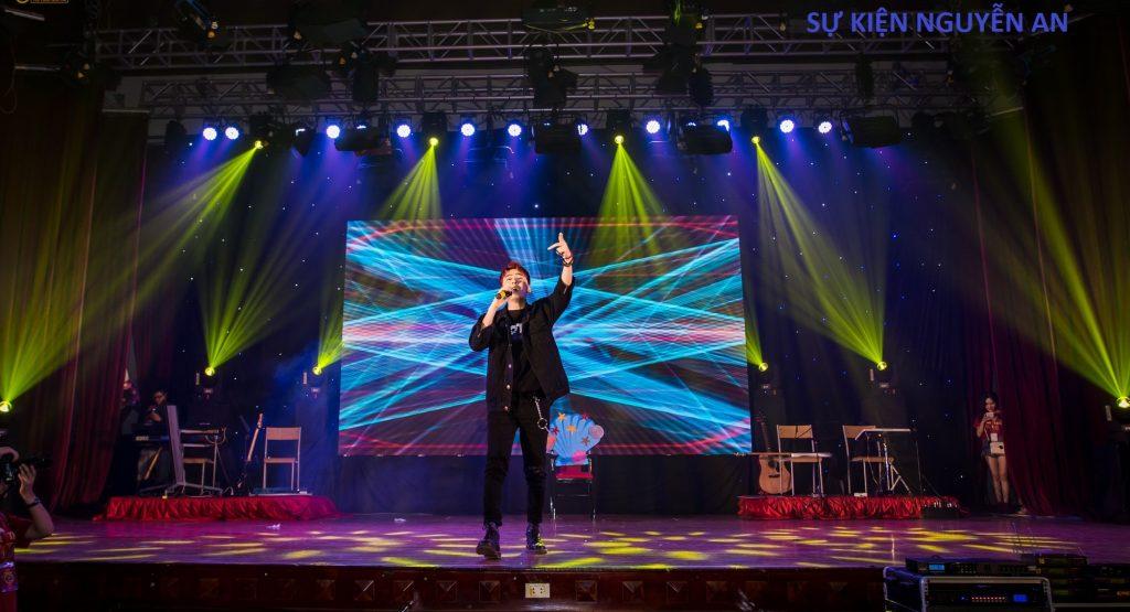Cho thuê ánh sáng tại Hà Nội /công ty sự kiện Nguyễn An