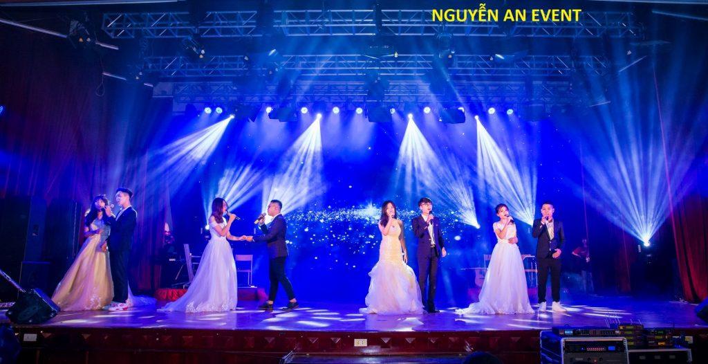 Cho thuê âm thanh ánh sáng tại Hà Nội /công ty sự kiện Nguyễn An