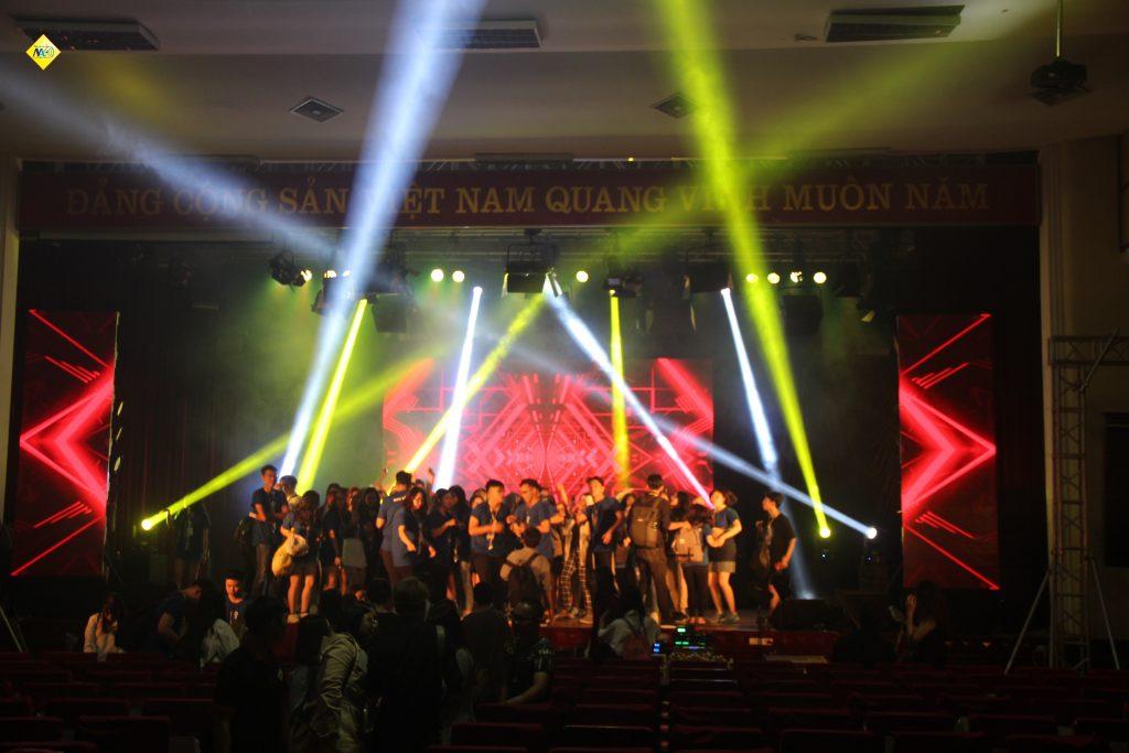 Cho thuê âm thanh ánh sáng tại công ty Nguyễn An 0976240826